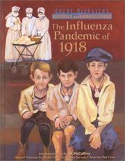 Cover of: The Influenza Pandemic of 1918 (Great Disasters and Their Reforms)