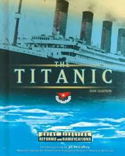 Cover of: The Titanic (Great Disasters and Their Reforms)