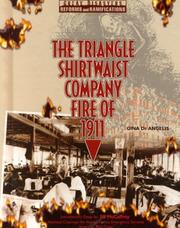 Cover of: The Triangle Shirtwaist Company fire of 1911