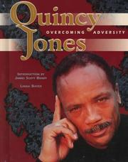 Cover of: Quincy Jones (Overcoming Adversity)