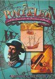 Cover of: Juan Ponce de Leon and the search for the Fountain of Youth