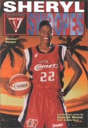 Cover of: Sheryl Swoopes (Women Who Win)