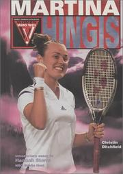 Cover of: Martina Hingis (Women Who Win)