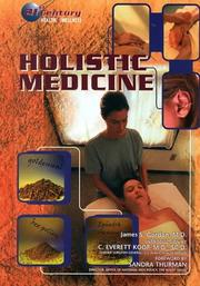 Cover of: Holistic Medicine (21st Century Health and Wellness) |