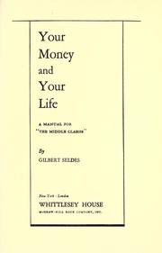 Cover of: Your money and your life