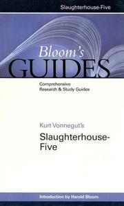 Cover of: Slaughterhouse-five