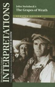 Cover of: The Grapes of Wrath