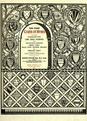 Cover of: Some fedual coats of arms and others