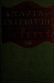 Cover of: The Amazing Interlude