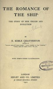 Cover of: The romance of the ship