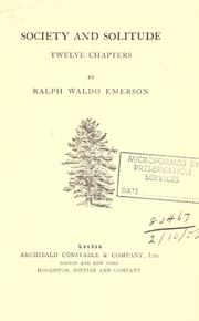 Cover of: Complete works: with a biographical introd. and notes by Edward Waldo Emerson, and a general index.