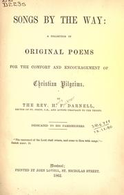 Cover of: Songs by the way
