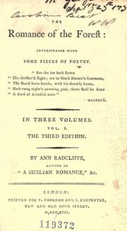 Cover of: The romance of the forest
