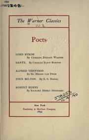 Cover of: Robert Burns