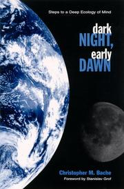 Cover of: Dark Night, Early Dawn | Christopher M. Bache
