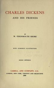 Cover of: Charles Dickens and his friends