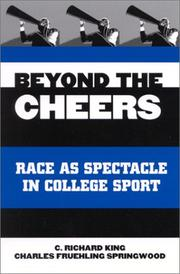 Cover of: Beyond the Cheers | C. Richard King