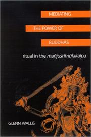 Cover of: Mediating the power of Buddhas | Glenn Wallis