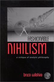 Cover of: Fashionable Nihilism