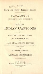 Cover of: North and South American Indians