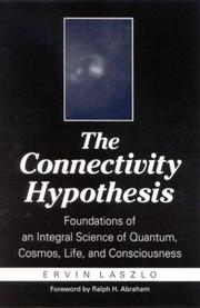 Cover of: The Connectivity Hypothesis