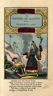 Cover of: Aladdin, or, The wonderful lamp by