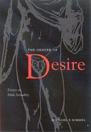 Cover of: The Gender Of Desire