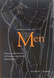 Cover of: The History Of Men