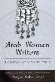Cover of: Arab Women Writers | Dalya Cohen-Mor