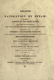 Cover of: A treatise on navigation by steam