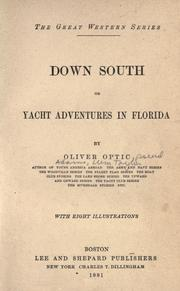 Cover of: Down South
