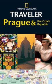 Cover of: National Geographic Traveler Prague & the Czech Republic