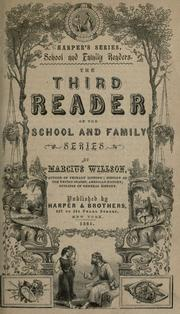 Cover of: The third reader of the School and family series