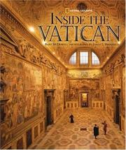 Cover of: Inside the Vatican | Bart Mcdowell
