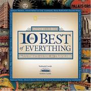Cover of: The 10 Best of Everything | Nathaniel Lande