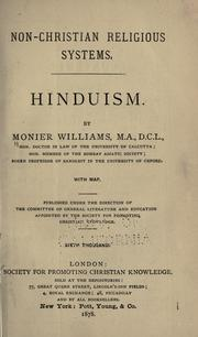 Cover of: Hinduism