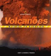 Cover of: Witness to Disaster | Dennis B. Fradin