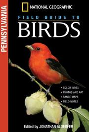 National Geographic Field Guide to Birds