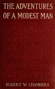 Cover of: The Adventures Of A Modest Man