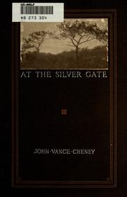 Cover of: At The Silver Gate