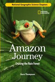 Cover of: Science Chapters: Amazon Journey: Cruising the Rain Forest (Science Chapters)
