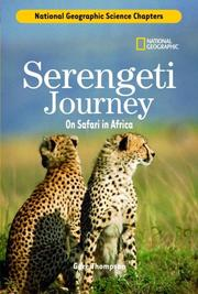 Cover of: Science Chapters: Serengeti Journey: On Safari in Africa (Science Chapters)