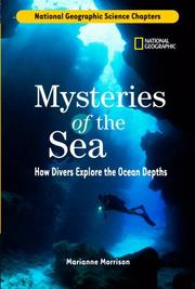 Cover of: Science Chapters: Mysteries of the Sea | Marianne Morrison