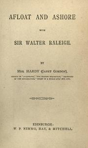 Cover of: Afloat and ashore with Sir Walter Raleigh