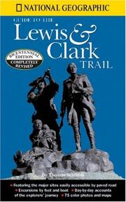 Cover of: The Lewis & Clark Trail