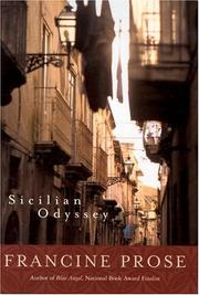 Cover of: Sicilian odyssey