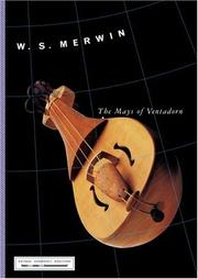 Cover of: The Mays of Ventadorn