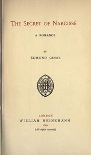 Cover of: The secret of Narcisse: a romance