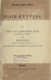 Cover of: Book-keeping