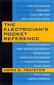 Cover of: Electrician's pocket reference